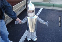 Now that's my kinda costume! / by Jacque Tietjen