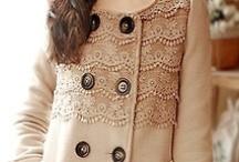 Coats / by u2 fan