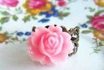 Floral Rings / by u2 fan