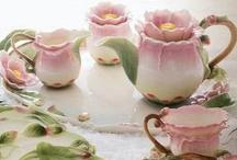 Tea Cups & Teapots / by u2 fan