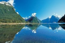 My Country / New Zealand - soooooo beautiful!  / by Jacqueline Hanson