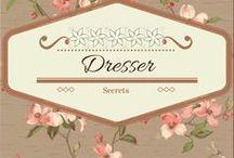 HIGHBOY | DRESSERS / Dressers | Highboy / by Persephone