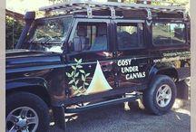 Land Rover / The best 4x4 x far. / by Jon Shepherd