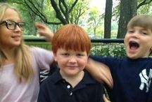 Ginger by Genes  / New York City, one ginger at a time. / by Gingers of New York