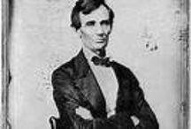 Abraham Lincoln / by Billie Kurtz