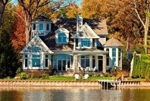 Dream House Inspiration  / by Anthony Michael