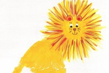 thema: wilde dieren knutselideeën / by Juf Ineke