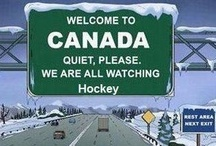 Oh Canada! / by Jude