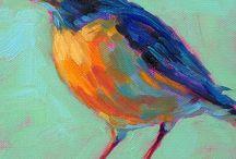 Birds / by Robin Boyter