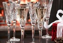 Crystal Stemware & Decanters / by Jude
