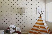 kiddo room / by Ici et la