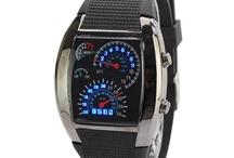 Unique Watches / by GadgetsAndGear.com