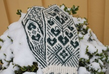 glowes, mittens - rukavice / by Ligija