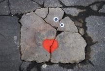 ★ Street Art ★ / by Isabelle Oostendorp