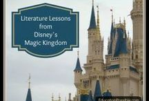 Learning With Disney / by World for Learning