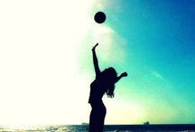 VolleyBall❣ / Volleyball is the only sport I play that I absolutely love!! It's my life / by Sadie Zuelsdorf