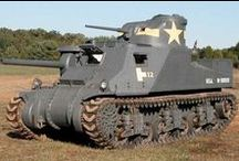 Military Vehicle - Tracked / by Robert Sr