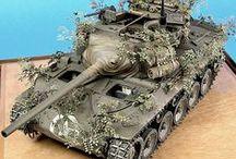 Plastic Model Armor - Tracked / by Robert Sr