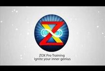 ZOXpro / by Shannon Panzo PhD