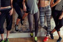 Fitness Gear & Shoes / by Rachel Mano'o