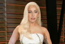 Lady Gaga / Something for all you 'Little Monsters' out there / by Contactmusic.com