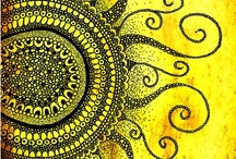 Zentangle Inspired / by Jody Anderson Tramontina