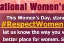 Women's Day / Read about International Women's Day 2013. Let the women in your life know how special they are! Check our Women's Day Special Initiative to Win Exciting Prizes from Zee News. / by Zee News