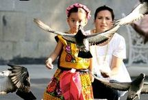 traditional costumes / beauty all over the world / by Nadine Batista Santos