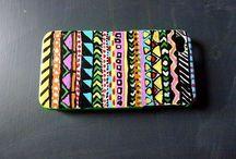 iPhone cases / by Clara Breitenmoser