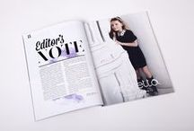 layout / by Nadine Batista Santos