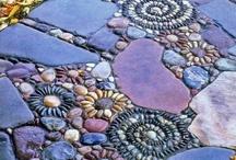 Paths/Walkways / by Pam Earleywine Dearden
