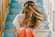 {Style} Tribal, Boho and Hippy Chic / Fashion / by Alice Ruby-Slippers