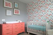 nursery and baby gear / by Bianca