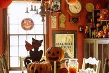 Halloween / Decorating and costume ideas for the best holiday ever / by Aubrey Boothe