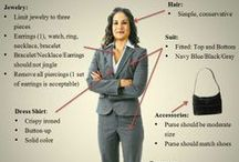 Professional Women's Attire / by ISU Career Center