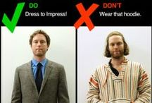 What NOT To Wear (Men) / by ISU Career Center