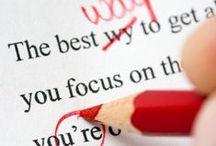 Grammar Tips / by ISU Career Center