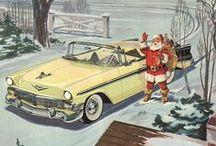 2 Santa / by Theresa Gustafson-Shimon