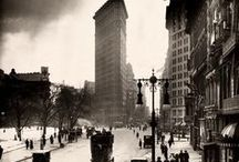Old New York / by Trixie Robinson
