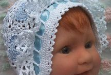 Crochet Babies Hats and Misc. / by Bonnie Parsons