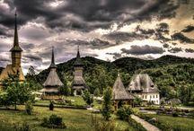 Romania / by Mikaela
