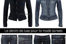 Jean femme / Shopping de Laura vous propose une selection de jeans et de pantalons femme branchés, stylés, décontractes...pour tout type de silhouette. Chacunes de vous s'y trouvera ! / by Mode femme
