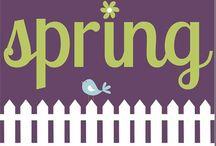 Spring Has Sprung! / by Carol Hendrickson