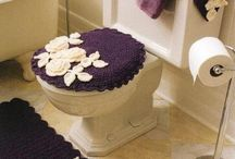 Crochet Bathroom / by Bonnie Parsons