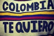 Colombia... tierra mestiza / by Licia López de Casenave