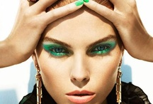 Emerald Envy  / enchanting emerald makes even the most beautiful envious / by Sonia Kashuk Inc.
