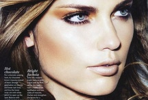 Down to Earth / earthy bronze and rich cocoa make for an amped up take on natural beauty / by Sonia Kashuk Inc.