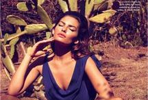 Sunkissed Siren / beautifully bronzed and gorgeously glowing skin are the perfect accessory to any summer look / by Sonia Kashuk Inc.
