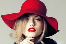 Classic Red  / the classic elegance of a true red rouge adds timeless sophistication to any look / by Sonia Kashuk Inc.
