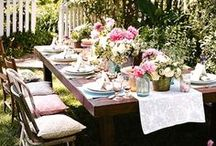 Outdoor Party / by Charlene Mathy